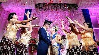 Wedding Pesta Pedang Pora video Desi & Firman, Perwira TNI AU at GSA AAU Jogja [DSLR, DJI Osmo]