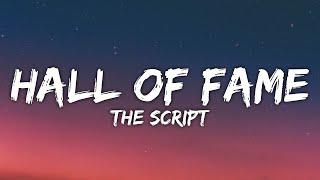 The Script - Hall Of Fame (Lyrics)