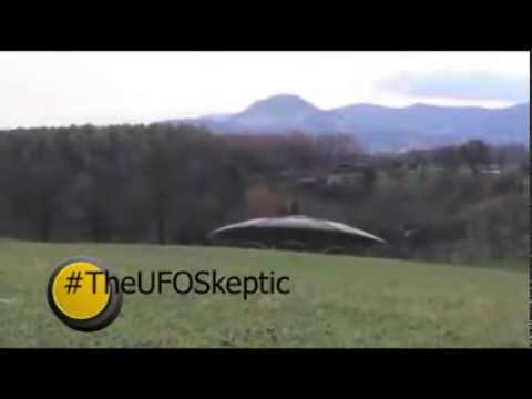 German Flying Saucer?