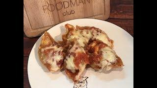 Конкильони с фаршем: рецепт от Foodman.club