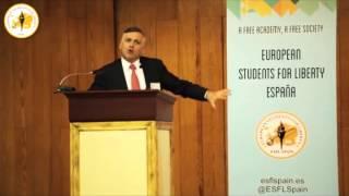Jesus Huerta de Soto: El estado es la encarnación del demonio