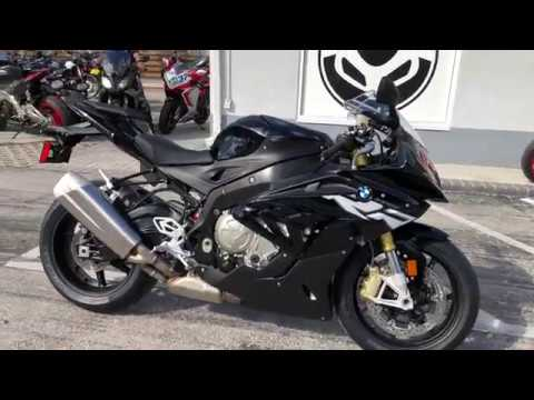 2018 Bmw S 1000 Rr Black Storm Metallic At Euro Cycles Of Tampa Bay
