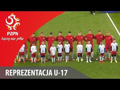 U-17: Skrót meczu Polska - Macedonia