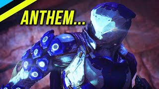 Anthem Review - An Unfinished Game... That Has Potential