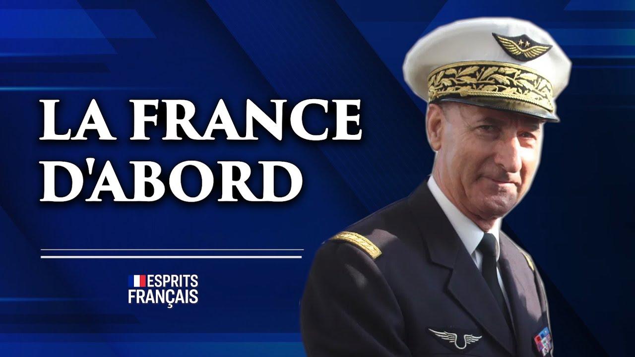 Le Général MARTINEZ sur NTD