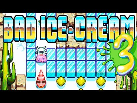 DO YOU REMEMBER THIS FLASH GAME?? | Bad Ice Cream 3