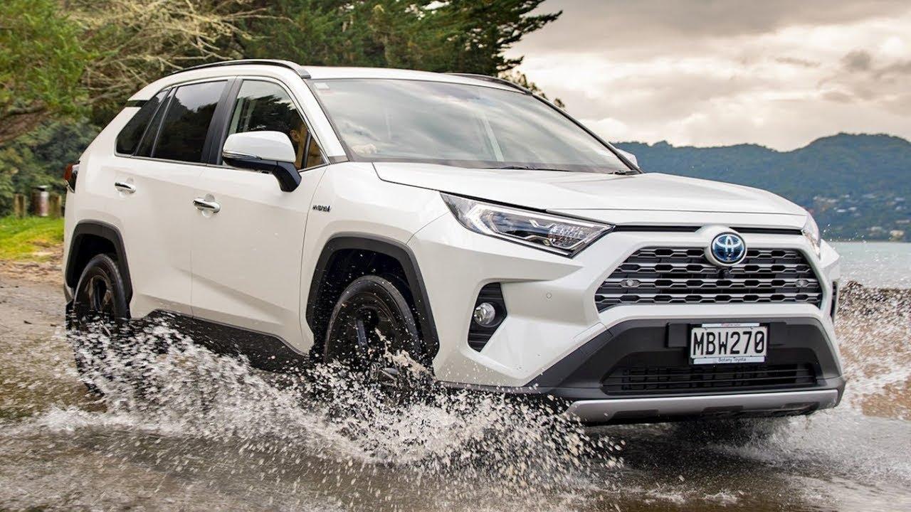 2020 Toyota RAV4 SUV Introduce - YouTube