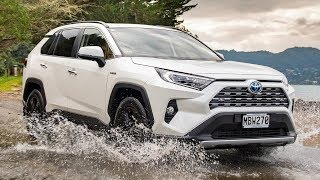 2020 Toyota RAV4 SUV Introduce