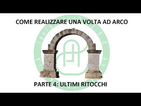 Creazione Volta Ad Arco - Parte 4: Ultimi Ritocchi