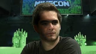 Awkward moments back at Minecon 2012 (headphone users warning 5:45)