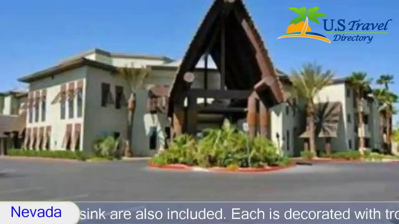 Tahiti All Suite Resort Las Vegas Hotels Nevada