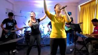 ISRAEL HOUGHTON - YOUR LATTER WILL BE GREATER (GHM WORSHIP BAND COVER)