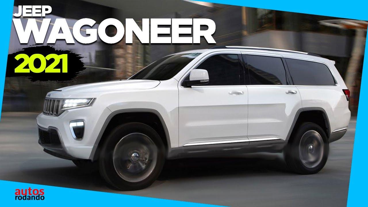 Jeep Wagoneer 2021 RENACE como AVE FENIX  🔥🔥🔥