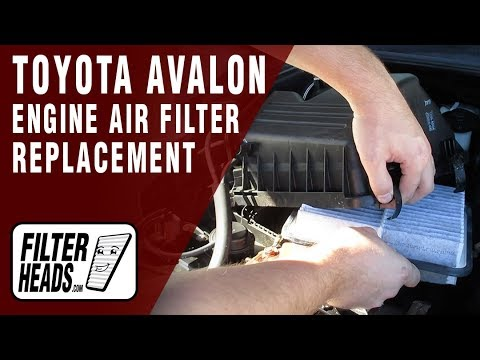 Engine Air Filter for 2007-2013 Toyota Camry