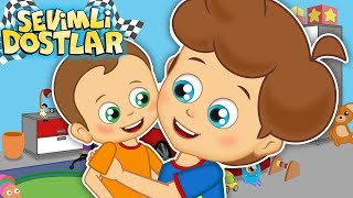 Kardeim Olsa  Sevimli Dostlar ocuk arklar 2018  Kids Songs and Nursery Rhymes