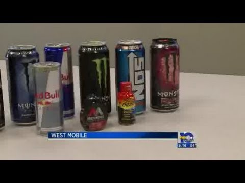 Special Report: Energy drinks and kids