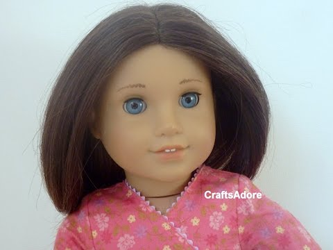 Opening American Girl Doll Chrissa Maxwell GOTY 2009 AG Doll ~HD PLEASE WATCH IN HD~