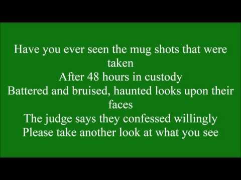 Scapegoats with lyrics