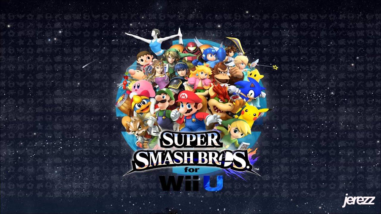 Super Smash Bros. for Wii U Music - Jergingha: Planet Destruction ...