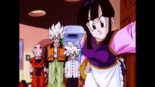 DragonBall Z Abridged - Goku and Chichi Sex -TFS