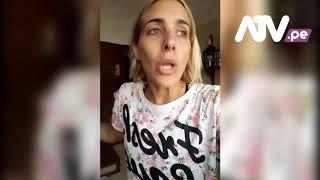 ¡INDIGNANTE! Poly Ávila denuncia terrible caso de acoso sufrido en la puerta de su casa