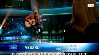 Gambar cover Idol Norge 2011 - Vegard Leite -