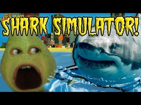 Shark Simulator! [Pear Plays]