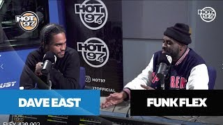 #DaveEast Explains to #FunkFlex What #420 Means to him
