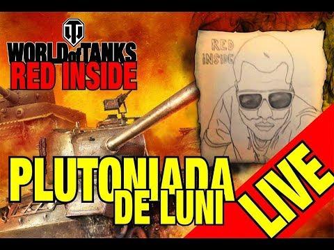 LIVE! World of Tanks #321 - Plutoniada + X-Com 2 -