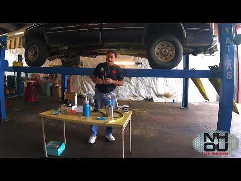 Car Truck Undercoating-NH Oil Undercoating Workshop part 1