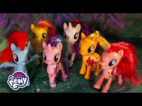 My Little Pony: The Movie - 'The Mane 6 & Friends Act Out!'