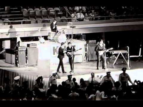 Beatles in Houston August 19, 1965