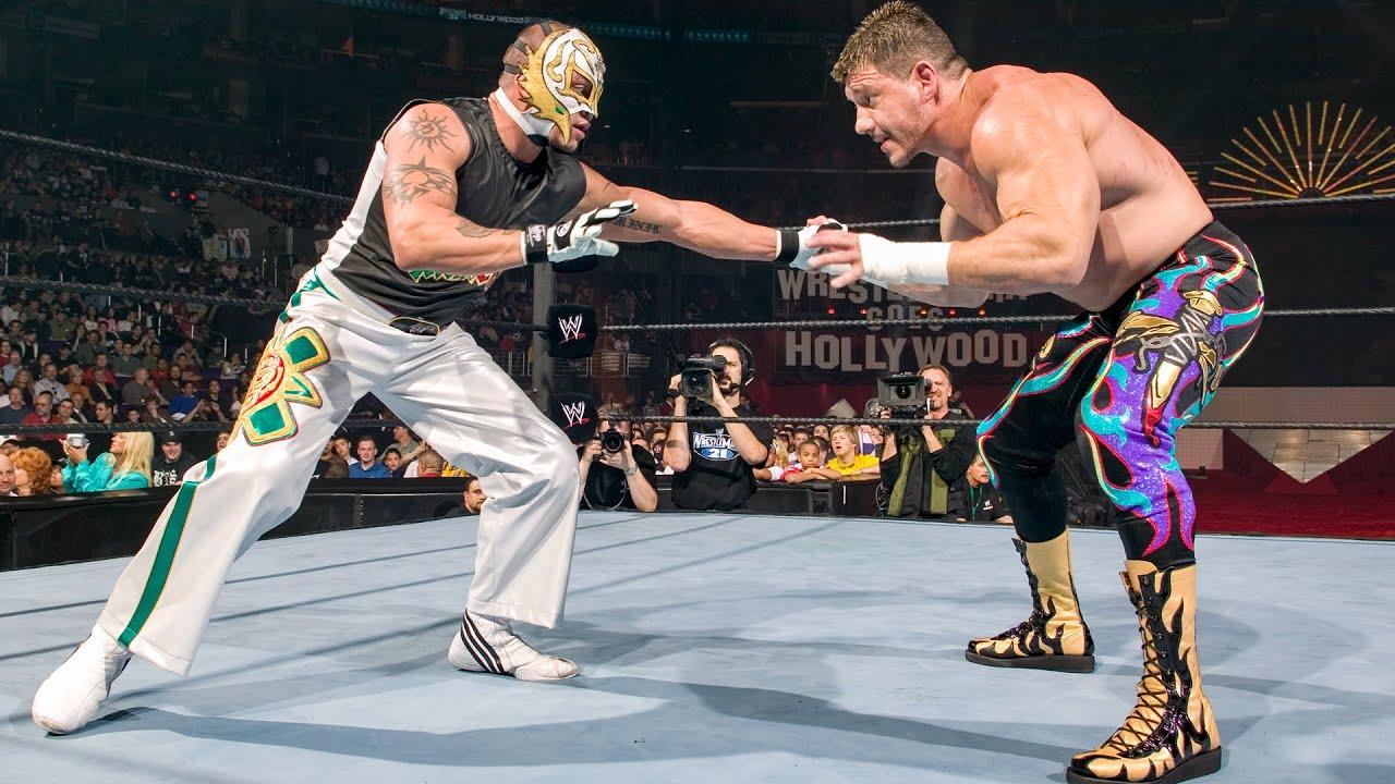 Download Rey Mysterio's greatest rivalries: WWE Playlist