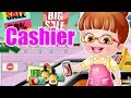 Baby Hazel As Cashier Plus More Dress up Games For Girls | Baby Hazel Games