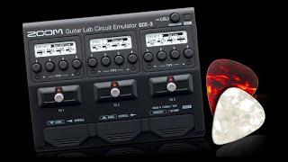 Interfaccia audio emulatore ZOOM GCE 3 - piccolo ma poderosissimo!!