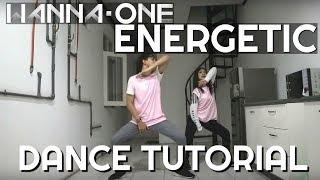 [mirrored] wanna one (워너원) - 에너제틱 (energetic) dance tutorial