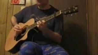 Andy Garrett - Acoustic Shred