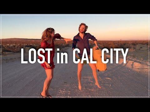 LOST in CALIFORNIA CITY   in 4K
