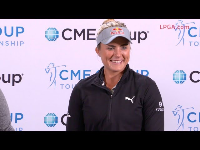 Lexi Thompson Relaxed Heading into the 2019 CME Group Tour Championship
