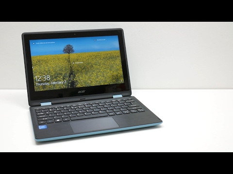 Acer Spin 1 review - the ideal backpackers laptop?