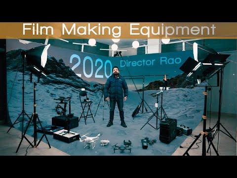 My Filmmaking Equipment | 2020 | Director RAO