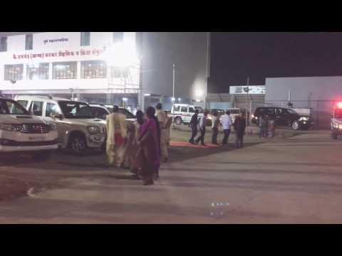 Sharad Pawar saheb Grand Entery
