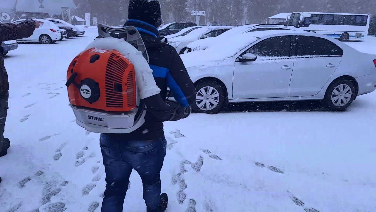 воздуходувка штиль для уборки снега