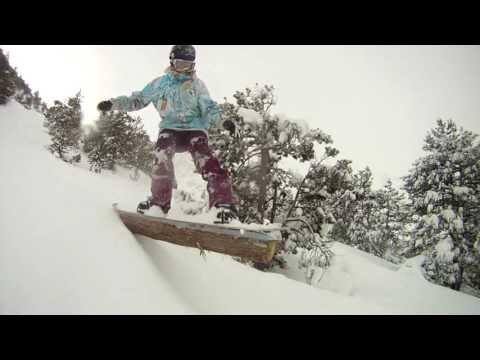 Snowboading & Skiing in Andorra