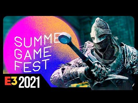 🔥 RESUMEN del SUMMER GAME FEST 2021 | Elden Ring, Metal Slug, Monster Hunter...