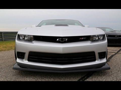 2015 Chevrolet Camaro Video Review