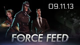 Force Feed - Steam Family Sharing, Incognita Alpha, Humble Indie Bundle 9