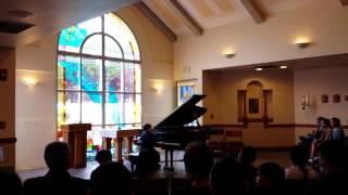 Theme Festival of MTAC-OCW, Sonatina in C Major (Theodore Latour)