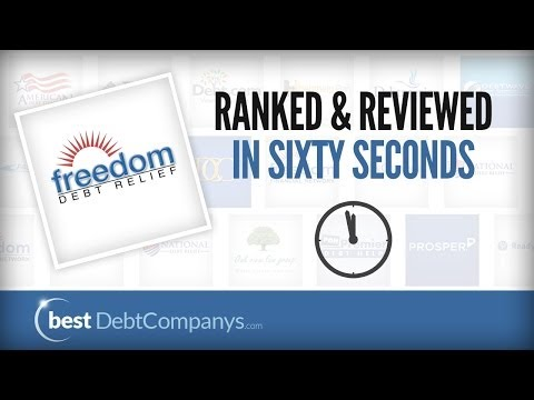 freedom-debt-relief-60-second-review