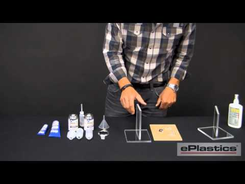 How to Glue Acrylic (Plexiglass)